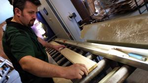 Hölinger Holzfußboden - unser Betrieb in Bildern